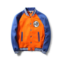 Dragon Ball Z Jacket front view