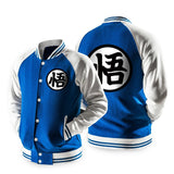Dragon Ball Z Supreme Varsity Jacket - Otakupicks