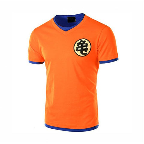Dragon Ball Z Classic Orange Shirt - Otakupicks
