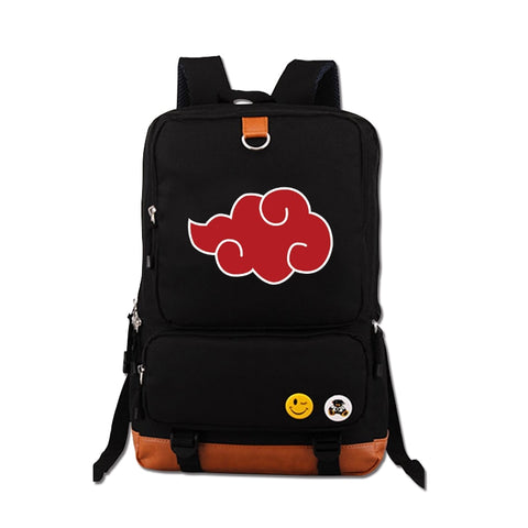 Naruto Akatsuki Military Backpack - Otakupicks