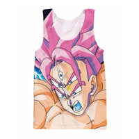 Dragon Ball Fifth Eye Tank Top - Otakupicks