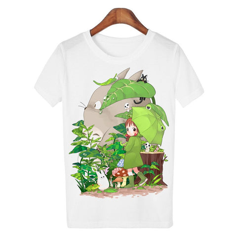 My Neighbor Totoro Garden T-Shirt
