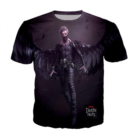 Death Note Ryuk's Glare T-Shirt - Otakupicks