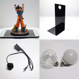 Dragon Ball Z Goku Spirit Bomb Lamp - Otakupicks