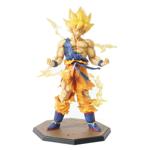 Dragon Ball Z Son Goku Super Saiyan Action Figure - Otakupicks