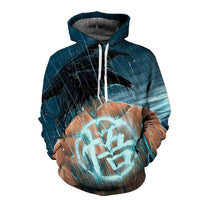 Dragon Ball Z Final Goku Battle Hoodie - Otakupicks