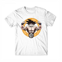 Dragon Ball Z Son Goku Gains T-Shirt - Otakupicks