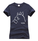 My Neighbor Totoro Navy T-Shirt