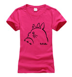 My Neighbor Totoro Pink T-Shirt