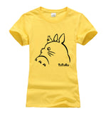 My Neighbor Totoro Yellow T-Shirt