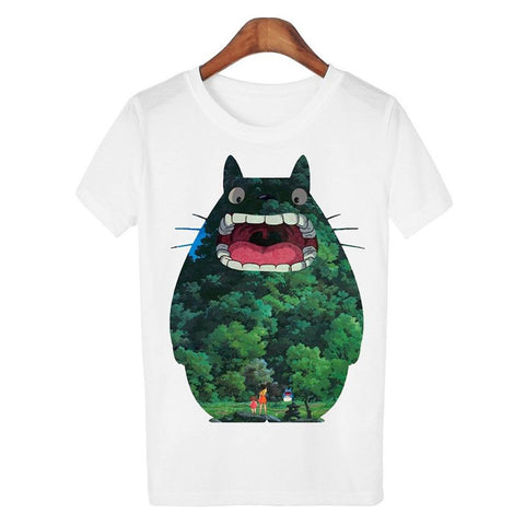 My Neighbor Totoro Is Hungry T-Shirt - Otakupicks