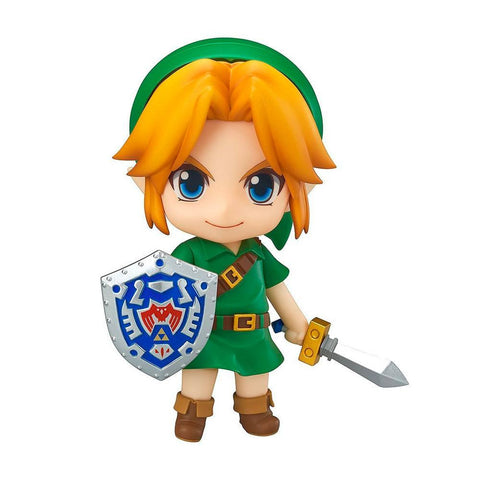 The Legend of Zelda Link Majora's Mask Nendoroid