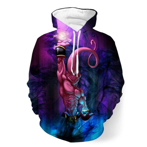 Dragon Ball Z Kid Buu Hoodie - Otakupicks