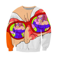 Dragon Ball Z Master Roshi Sweatshirt - Otakupicks