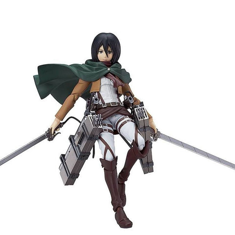 Attack on Titan Mikasa: Ackerman Anime Figure - Otakupicks