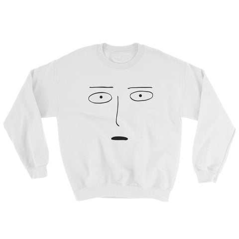 One Punch Man Pokerface Sweater
