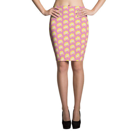 Sailor Moon Usagi Pencil Skirt