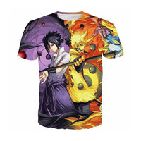 Naruto Hell on Earth T-Shirt - Otakupicks