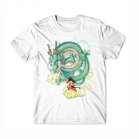 Dragon Ball Nimbus Cruising T-Shirt - Otakupicks
