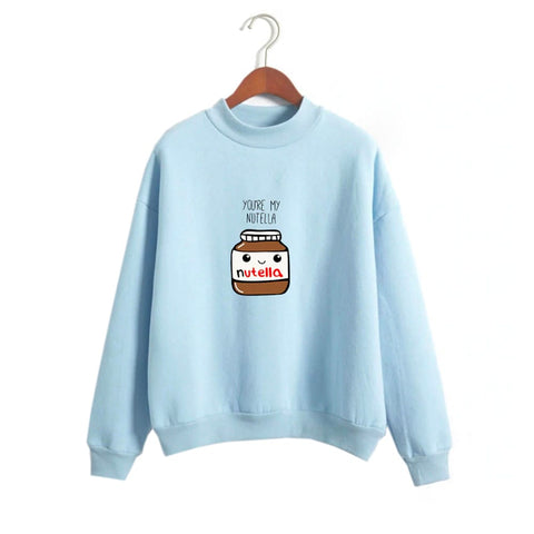 Kawaii Nutella Sweater - Otakupicks