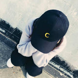 Black Sailor Moon hat