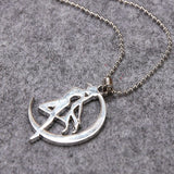 Sailor Moon Usagi Tsukino Anime Necklace - Otakupicks