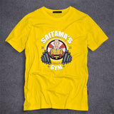 One Punch Man Saitama's Gym Short Sleeve T-Shirt