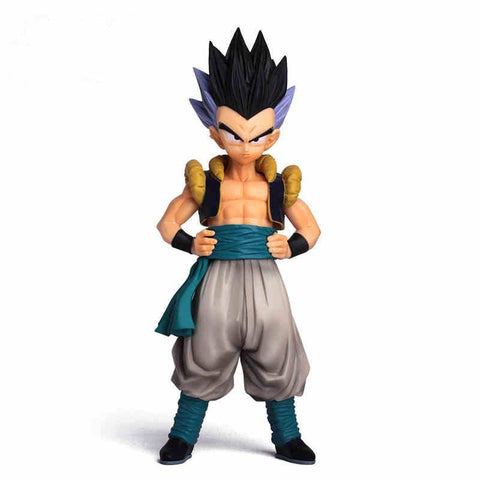 Dragon Ball Z Super Saiyan Gotenks Action Figure - Otakupicks