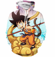 Dragon Ball Z Nimbus Hoodie - Otakupicks