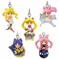 Sailor Moon 5pcs Charm Figure Phone Straps