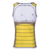 Dragon Ball Z Saiyan Armor Tank Top - Otakupicks