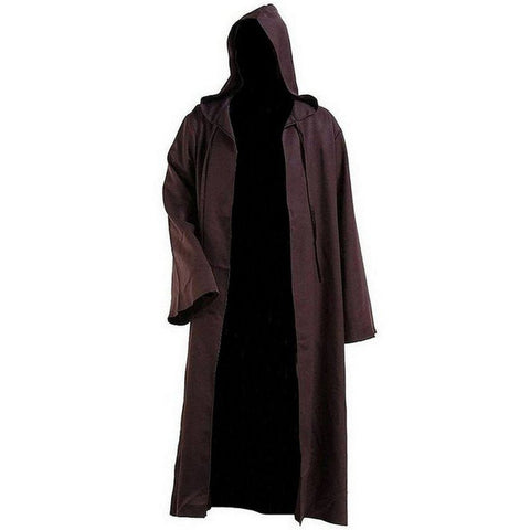 Star Wars Deluxe Hooded Jedi Robe Costume
