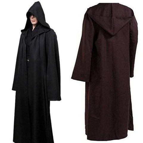 Star Wars Deluxe Hooded Jedi Robe Costume  sc 1 st  Otakupicks & Star Wars Deluxe Hooded Jedi Robe Costume u2013 Otakupicks