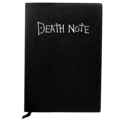 Death Note Anime Themed Notebook with Featherpen - Otakupicks