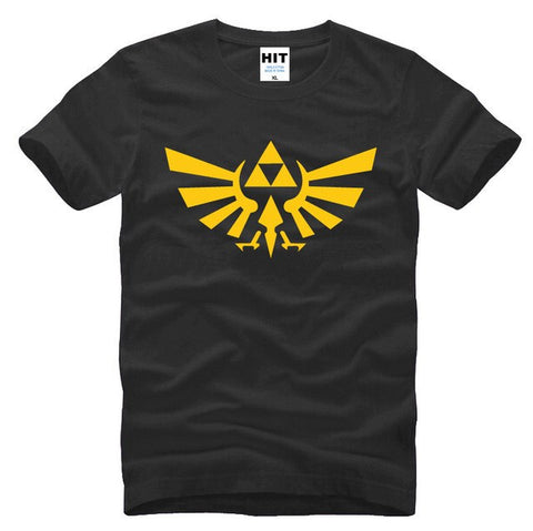 The Legend of Zelda Triforce Logo T-Shirt