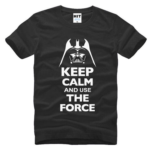 "Star Wars Darth Vader ""Keep Calm"" T-Shirt"