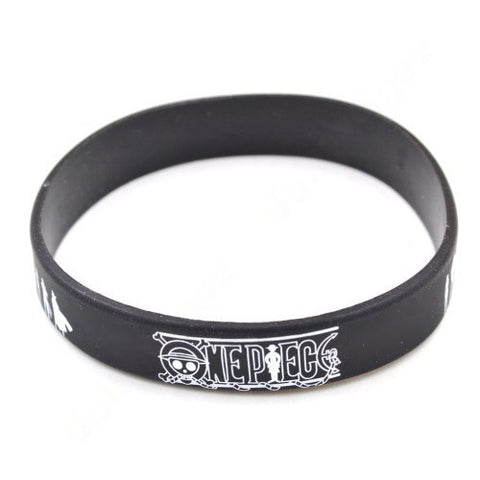 One Piece Rubber Wristband - Otakupicks