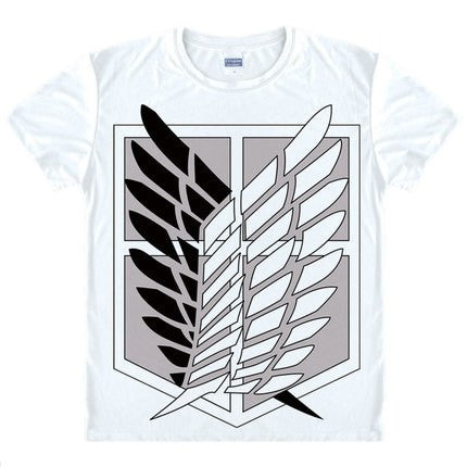 Attack on Titan Full Survey Corps Logo T-Shirt