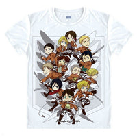 Attack on Titan Survey Corps Squad T-Shirt - Otakupicks