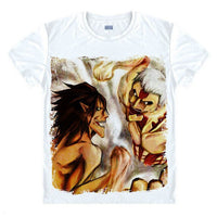 Attack on Titan Rumble T-Shirt - Otakupicks