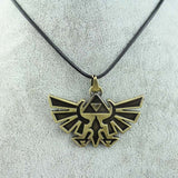 The Legend of Zelda: Metal Tri-Force Pendant & Necklaces - Otakupicks