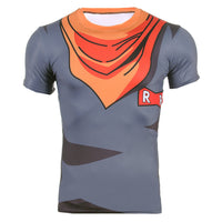 Dragon Ball Z Android 17 Compression Shirt