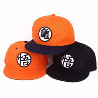 Dragon Ball Z Iconic Snapback Hat