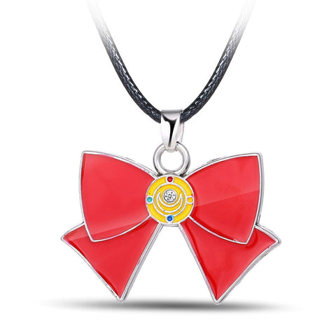Sailor Moon Bowknot Necklace - Otakupicks