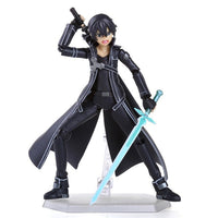 Kirito Figma Figure from Sword Art Online Anime - Otakupicks