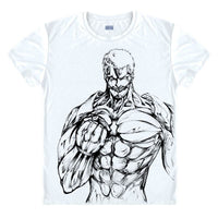 Attack on Titan The Titan Outline T-Shirt