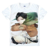 Attack on Titan Levi Ackerman T-Shirt - Otakupicks