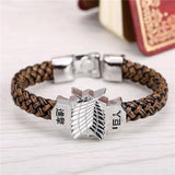 Attack On Titan Scout Regiment Anime Bracelet - Otakupicks
