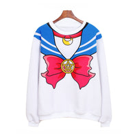 Sailor Moon Sweater - Otakupicks