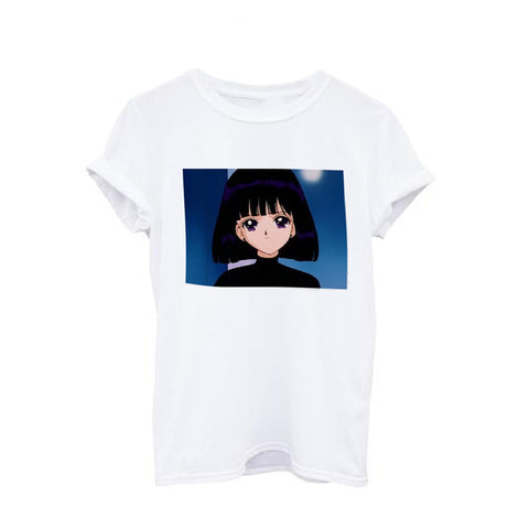 Sailor Saturn Cutie T-Shirt - Otakupicks